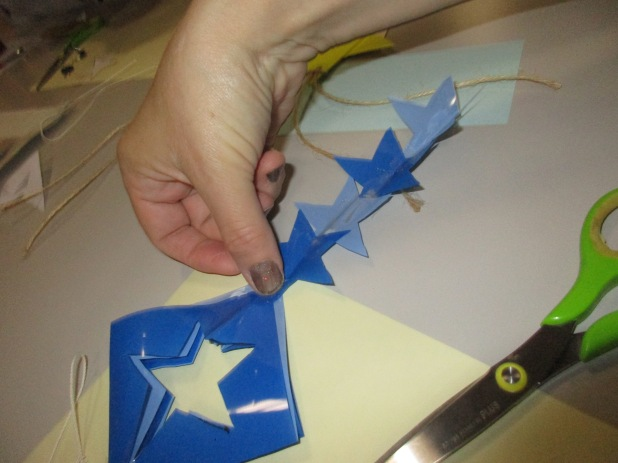 BESPOKE ORIGAMI CRANES TABLE DECORATIONS – Lavender Home | 464x618